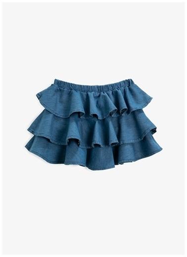 Koton Elbise İndigo